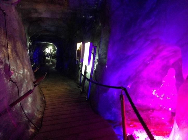 Ice Caves in Innsbruck